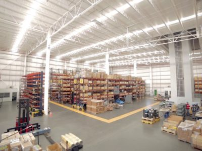 EPIROC Office and Warehouse